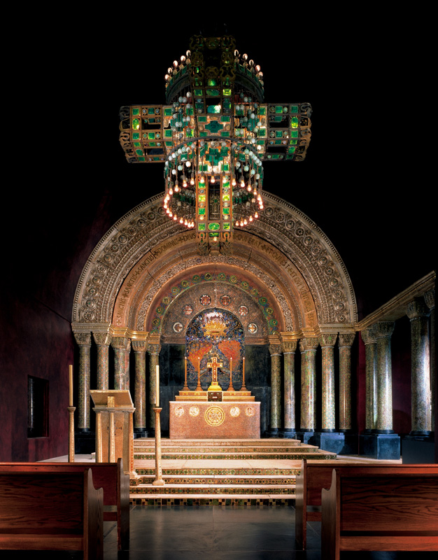 Charles Hosmer Morse Museum of Tiffany Glass and Art (1/3)