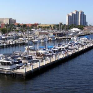 Ft. Myers City Yacht Basin