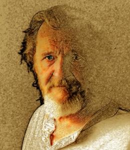 Mike Grant (portrait)