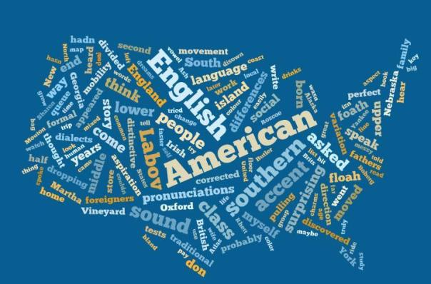 American English. What's that?