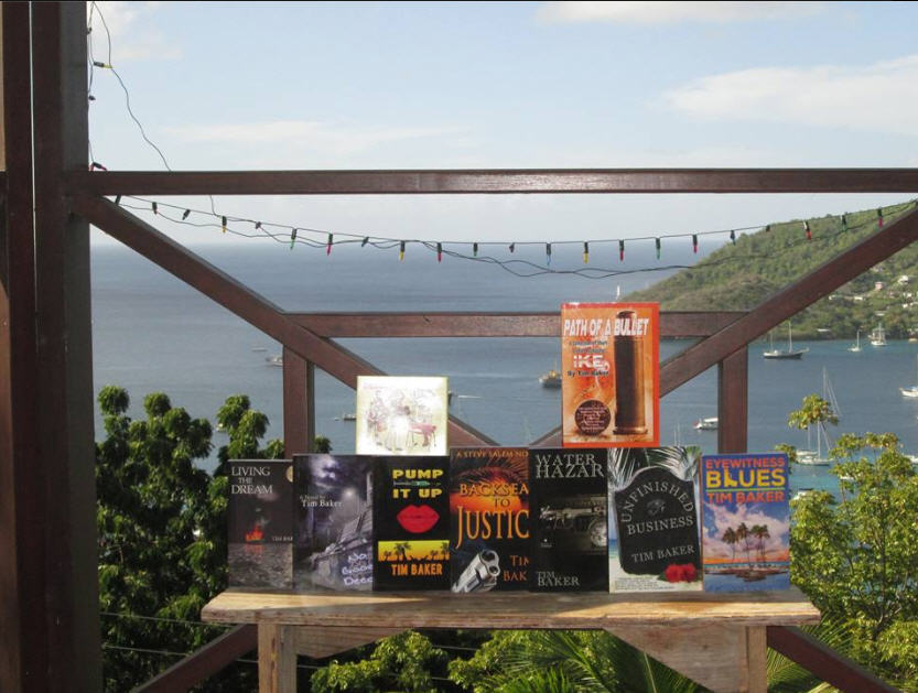 books on bequia